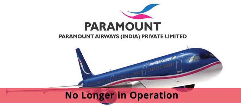 paramountairways.com's Company logo